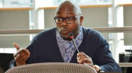 Gustave Mbonyumutwa président de Jambo ASBL