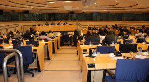 Colloque d'Ibuka Mémoire & Justice au parlement eurupéen